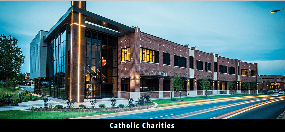 Comfortworks - Comfortworks installed geothermal technology in the Catholic Charities building in Oklahoma City.
