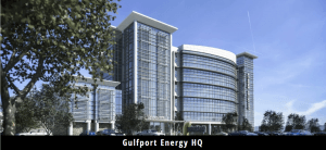 Comfortworks - Comfortworks installed geothermal technology on the Gulfport Energy HQ building in Oklahoma City.
