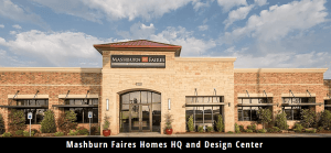Comfortworks - Comfortworks installed geothermal technology in the Mashburn Fairs Homes HQ and Design Center in Moore, Oklahoma.