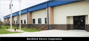 Comfortworks - Comfortworks installed geothermal technology in the Northfork Electric Cooperative building in Sayre, Oklahoma.