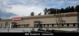 Comfortworks - Comfortworks installed geothermal technology in MHC Kenworth, Gainesville, Georgia.