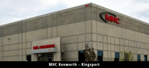Comfortworks - Comfortworks installed geothermal technology in MHC Kenworth in Kingsport, Tennessee..