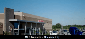 Comfortworks - Comfortworks installed geothermal technology in MHC Kenworth in Oklahoma City.