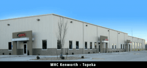 Comfortworks - Comfortworks installed geothermal technology in MHC Kenworth in Topeka, Kansas.