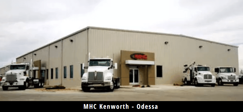 Comfortworks - Comfortworks installed geothermal technology in MHC Kenworth in Odessa, Texas.