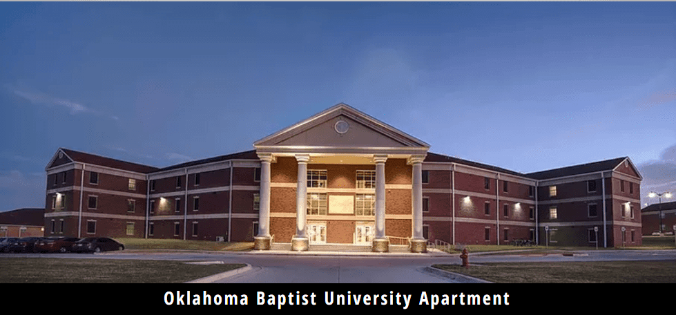 Comfortworks - Comfortworks installed geothermal technology in the Oklahoma Baptist University Apartment Buildings in Shawnee, Oklahoma.