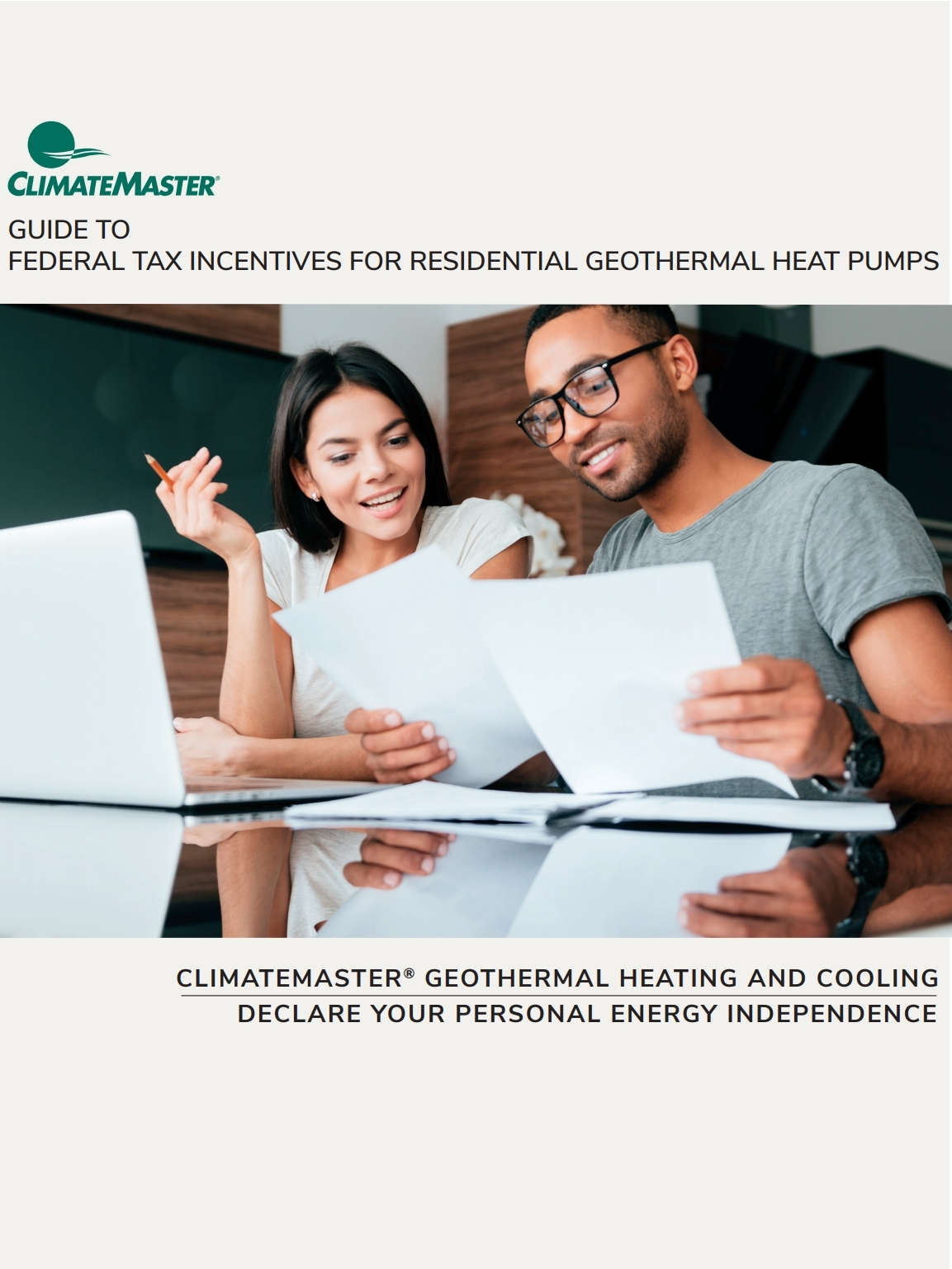 ClimateMaster_Guide to Federal Tax Incentives